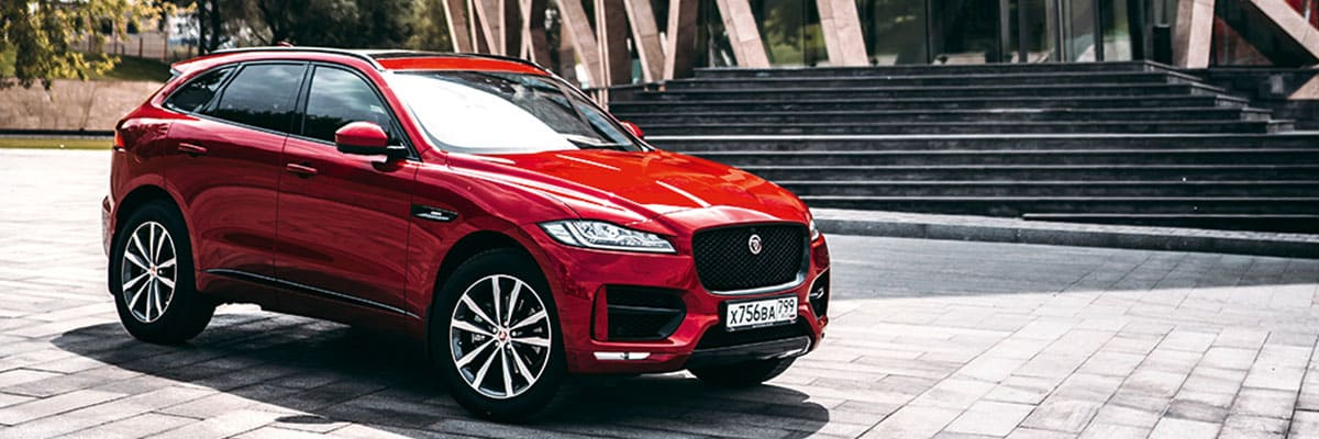 2019 F Pace Suvs For Sale In Brentwood Tn