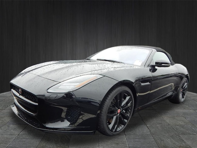 New 2019 Jaguar F-TYPE Convertible Convertible Near Nashville