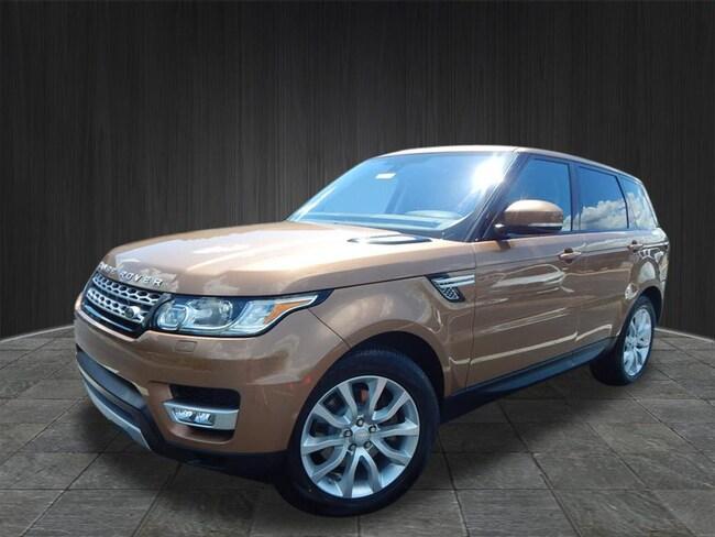 2016 Land Rover Range Rover Sport V6 HSE AWD HSE  SUV