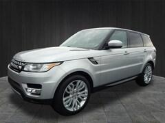 2014 Land Rover Range Rover Sport 3.0L V6 Supercharged HSE SUV SALWR2WF9EA322721