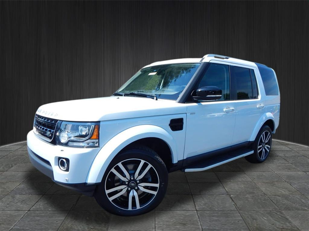 2016 Land Rover LR4 AWD HSE LUX SUV