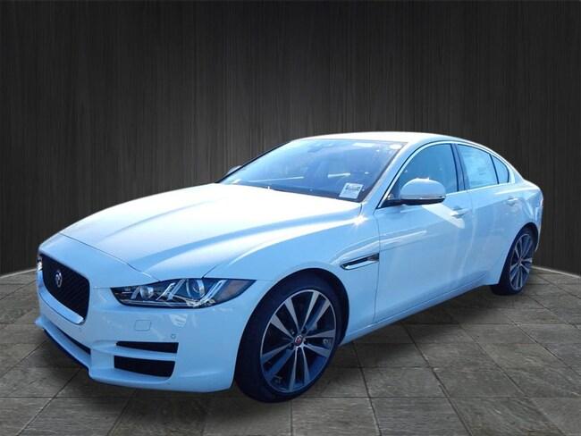 New 2019 Jaguar XE Prestige Sedan Near Nashville