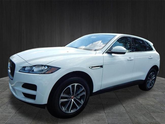 New 2019 Jaguar F-PACE 25t Premium SUV Near Nashville