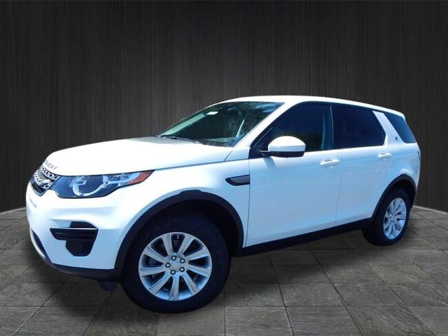 Certified Used 2016 Land Rover Discovery Sport SE AWD SE  SUV near Nashville