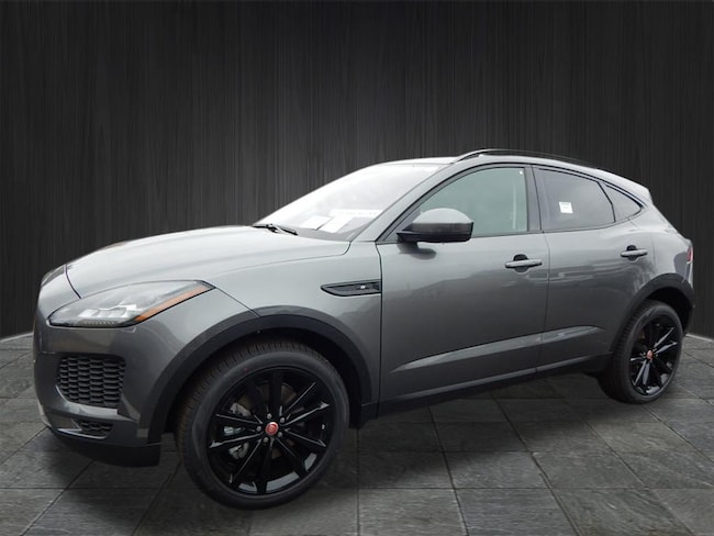New 2019 Jaguar E-PACE S SUV Near Nashville