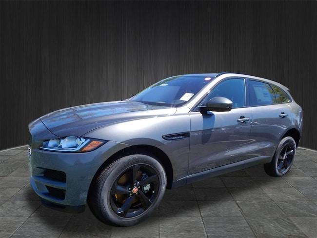 New 2019 Jaguar F-PACE Premium SUV Near Nashville