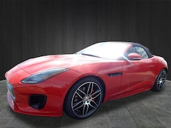 2020 Jaguar F-TYPE Checkered Flag Convertible Convertible SAJDD5GX7LCK63595