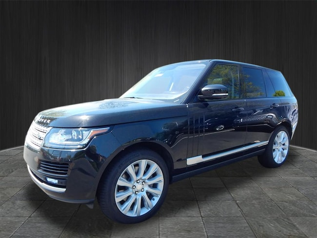 Certified Used 2014 Land Rover Range Rover 5.0L V8 Supercharged SUV near Nashville