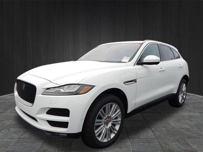 New 2019 Jaguar F-PACE Portfolio SUV Near Nashville