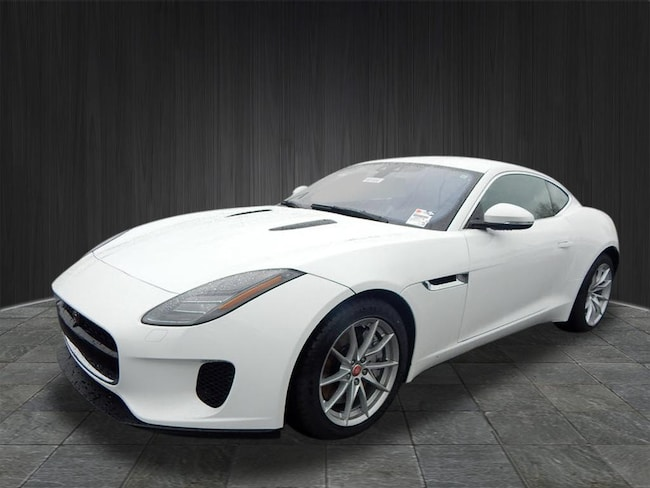 New 2019 Jaguar F-TYPE Coupe Coupe Near Nashville