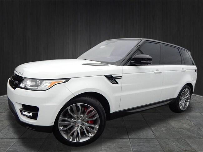 2016 Land Rover Range Rover Sport V8 Dynamic SUV