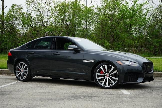 2017 Jaguar XF S Sedan