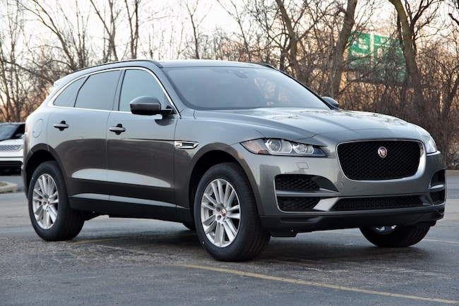 new 2018 jaguar f pace for sale northfield il. Black Bedroom Furniture Sets. Home Design Ideas