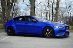2019 Jaguar XE SV Project 8 Sedan