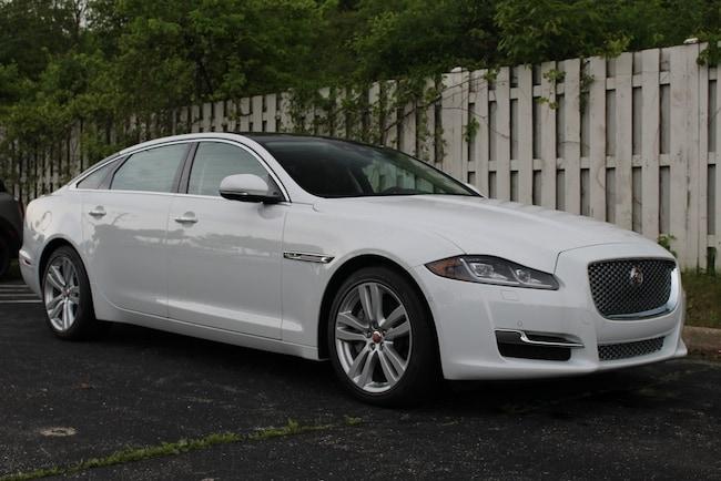 New 2018 Jaguar Xj For Sale At Jaguar Northfield Vin