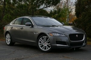 New 2018 Jaguar XJ For Sale at Jaguar Northfield | VIN
