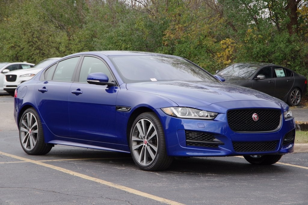 2018 Jaguar XE R-Sport Sedan