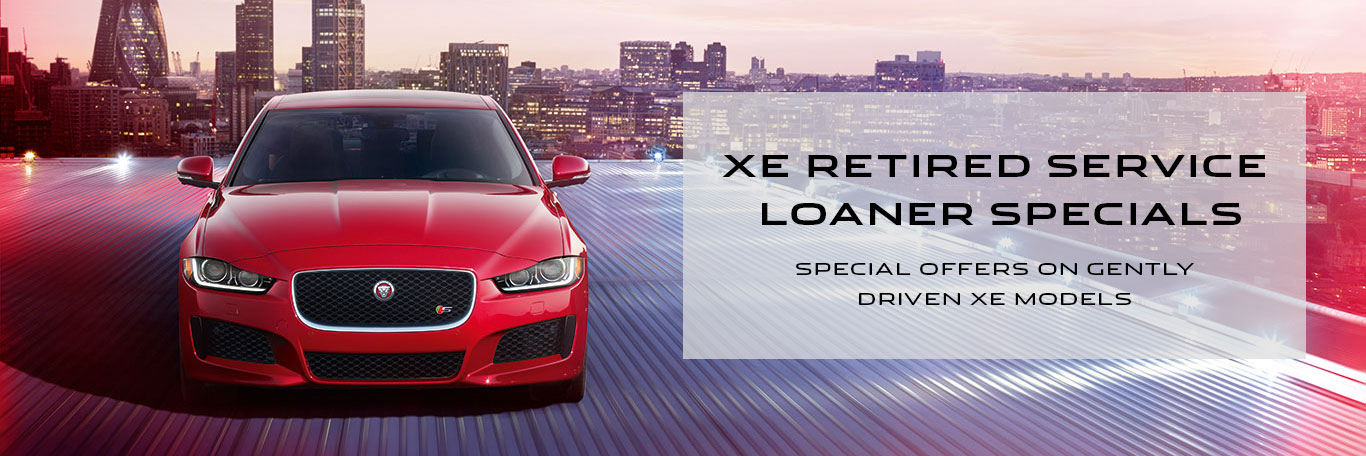 Take Advantage Of These Impressive Sign And Drive Lease Offers On Our  Retired XE Service Loaner Inventory, Exclusively At Hennessy Jaguar North  Point.