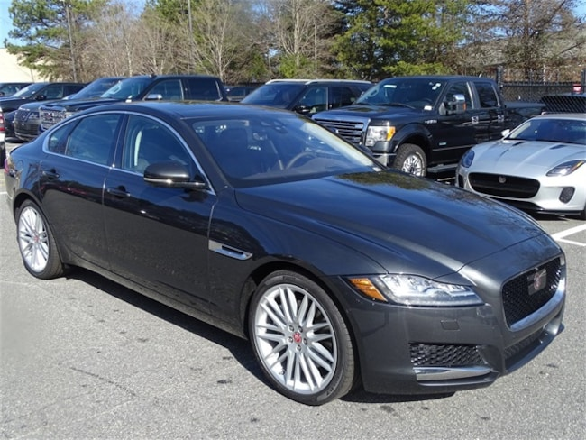 2019 Jaguar XF Portfolio Sedan