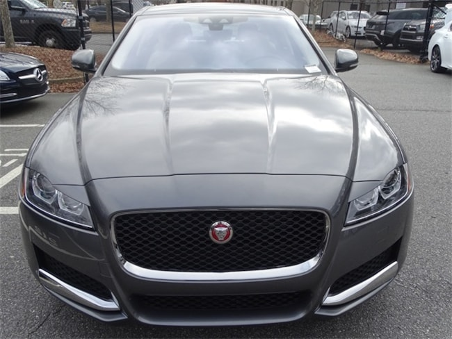 New 2019 Jaguar XF For Sale at Jaguar North Atlanta | VIN
