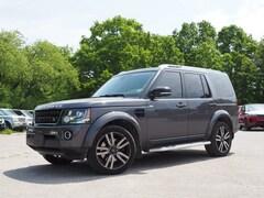 Certified Used 2016 Land Rover LR4 Base SUV Boston Massachusetts