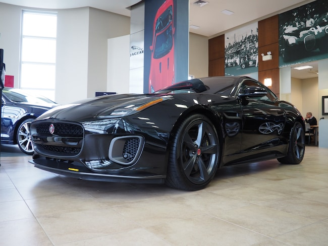 New 2018 Jaguar F-TYPE 400 SPORT Coupe Coupe For Sale Near Boston Massachusetts