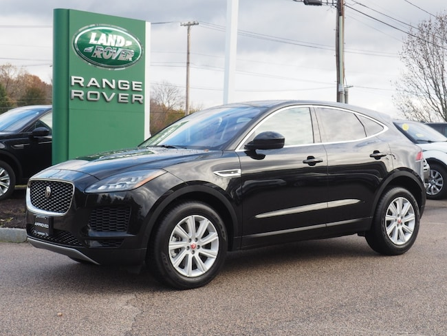 Certified Pre-Owned 2018 Jaguar E-PACE S SUV For Sale Near Boston Massachusetts