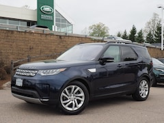 Certified Used 2017 Land Rover Discovery HSE SUV Boston Massachusetts