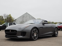 New 2018 Jaguar F-TYPE Convertible Convertible Near Boston MA