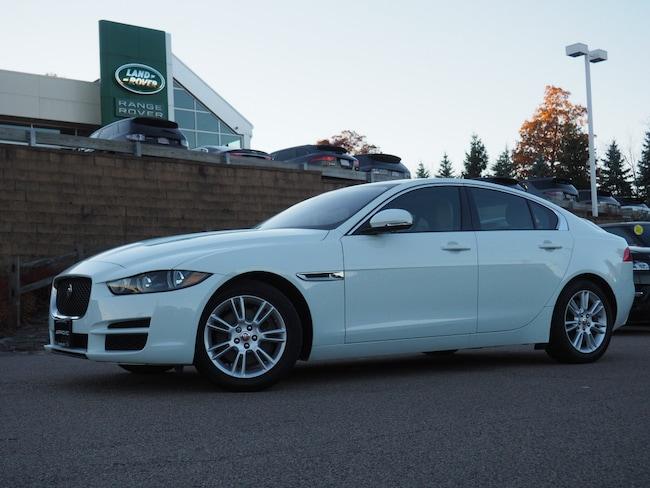 Certified Pre-Owned 2018 Jaguar XE 25t Premium Sedan For Sale Near Boston Massachusetts