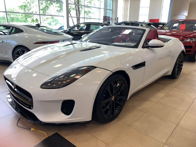 New 2020 Jaguar F-TYPE Convertible Convertible For Sale Near Boston Massachusetts