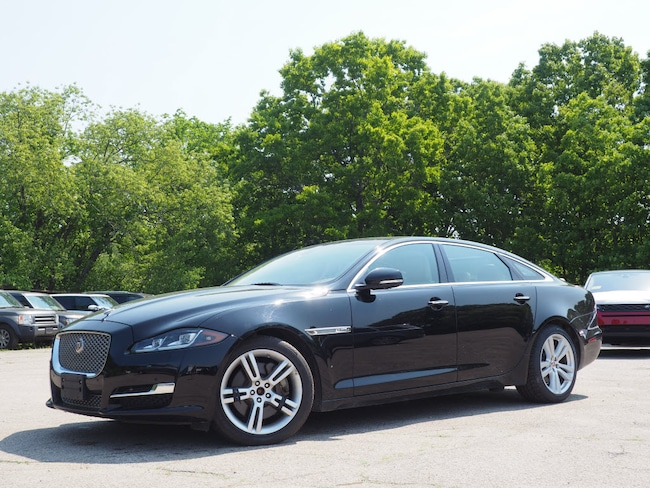 Certified Pre-Owned 2016 Jaguar XJ XJL Portfolio Sedan For Sale Near Boston Massachusetts