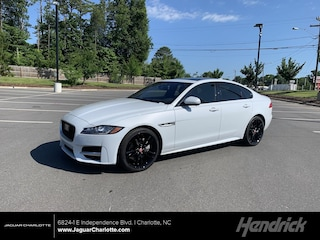 2018 Jaguar XF R-Sport Sedan
