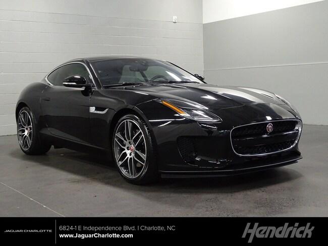 New 2020 Jaguar F Type For Sale At Hendrick Automotive Group