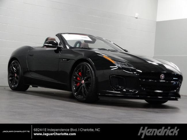 2019 Jaguar F-TYPE R-Dynamic Convertible