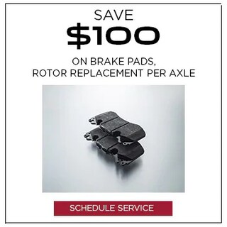 On Brake Pads, Rotor Replacement Per Axle