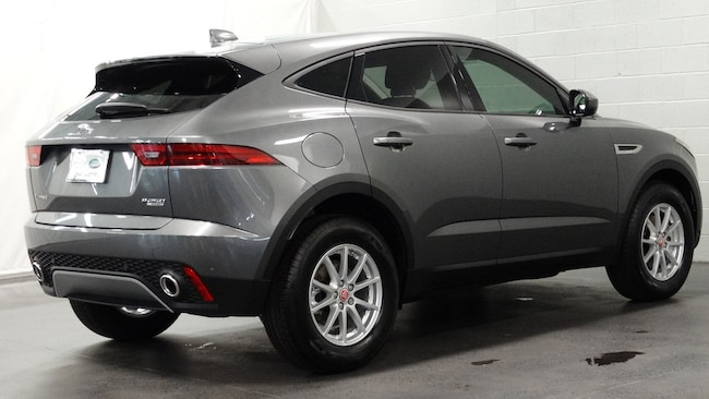 New 2019 Jaguar E Pace For Sale Charlotte Nc J19092