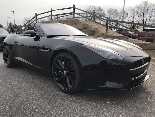 2019 Jaguar F-TYPE P340 Convertible