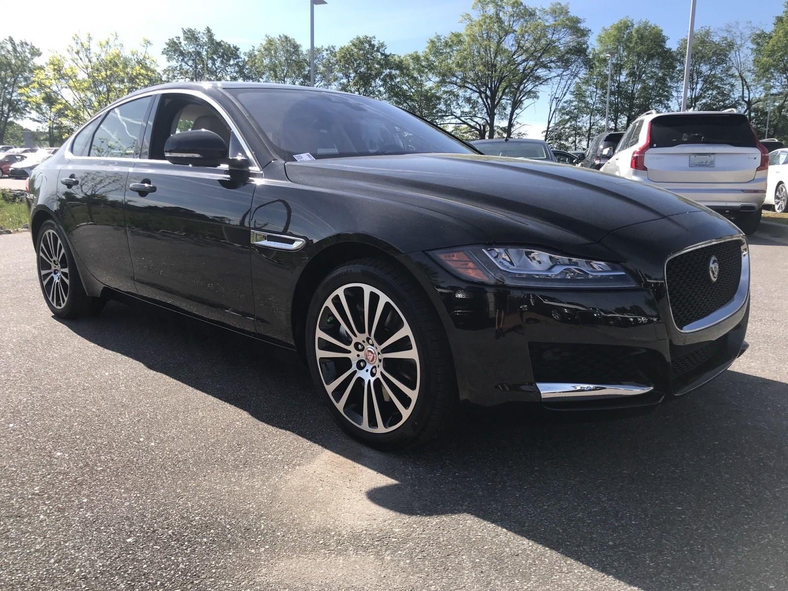 2019 Jaguar XF Prestige Sedan