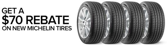 Michelin Tire Rebate >> Michelin Tire Rebates And Specials Greenville Jaguar Tire