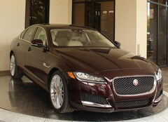 2018 Jaguar XF 20d Prestige Sedan