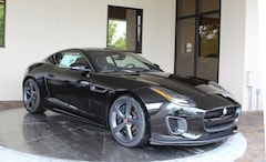 2018 Jaguar F-TYPE 400 Sport Coupe