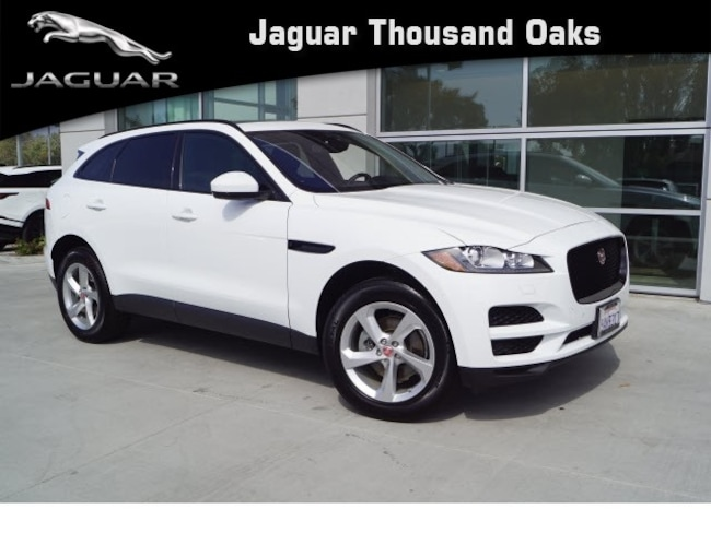 Certified Pre-Owned 2018 Jaguar F-PACE 25t Premium SUV in Thousand Oaks, CA
