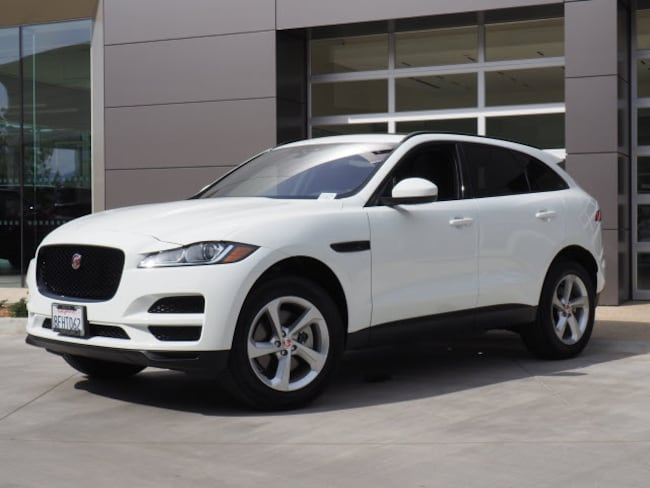 Certified Pre-Owned 2018 Jaguar F-PACE 30t Premium Sport Utility in Thousand Oaks, CA