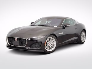 2021 Jaguar F-TYPE Coupe Coupe