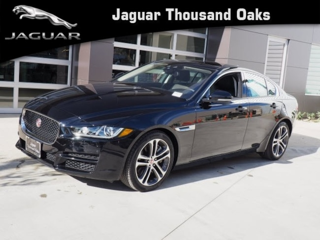 Used 2017 Jaguar XE 35t Premium Car in Thousand Oaks, CA