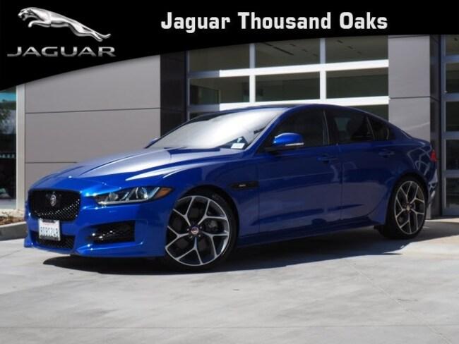 Certified Pre-Owned 2017 Jaguar XE 35t R-Sport Sedan in Thousand Oaks, CA