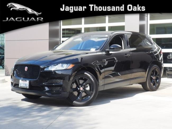Used 2018 Jaguar F-PACE 30t Prestige Sport Utility in Thousand Oaks, CA