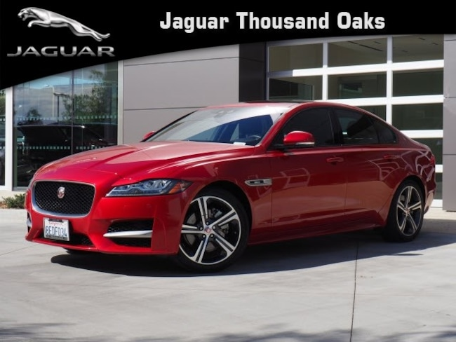 Used 2018 Jaguar XF 25t R-Sport Car in Thousand Oaks, CA