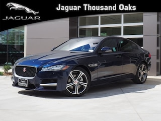 Certified Pre-Owned 2018 Jaguar XF 20d R-Sport Car in Thousand Oaks, CA